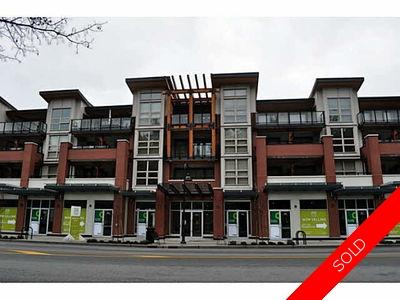 Norgate Condo for sale:   405 sq.ft. (Listed 2015-10-02)